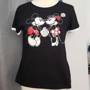 Mickey & Minnie tee